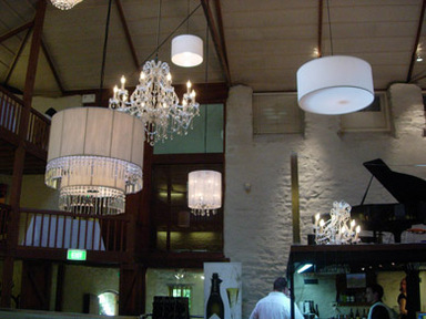 Bridgewater Mill Shades, Chandeliers and Pendants 2