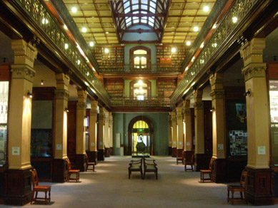Mortlock Library - Before