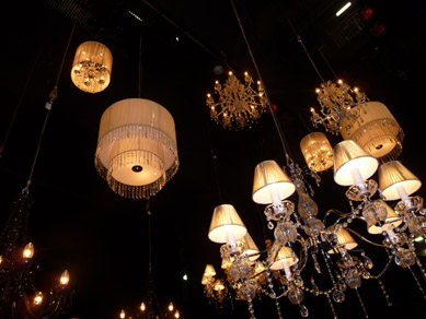 Adelaide Festival Centre Assorted Chandeliers & Pendants 2
