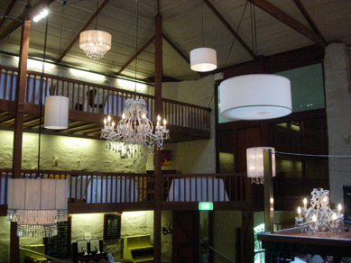 Bridgewater Mill Shades, Chandeliers and Pendants