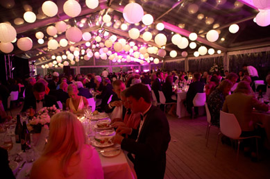 PP Marquee WPL inside with guests
